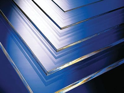 Extruded sheets and foil
