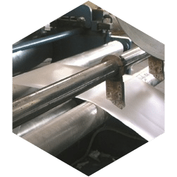 Sheet extrusion and vacuum forming