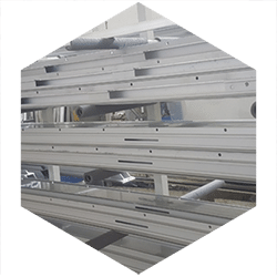 Обработка на алуминиеви профили